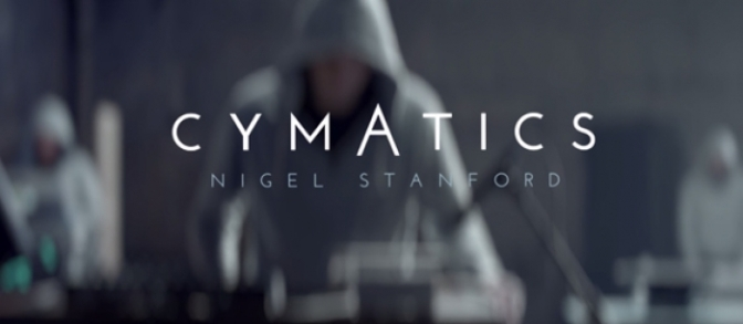 Cymatics: Science Vs. Music – Nigel Stanford